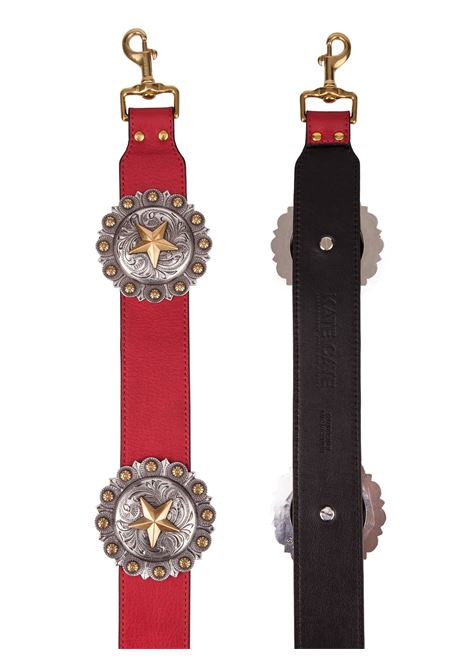Kate Cate belt Kate Cate | 1218053011 | D073REDBLACK
