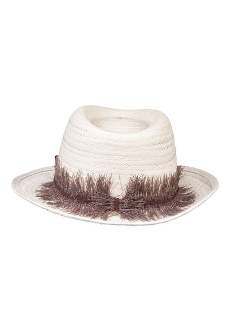 Cappello Maison Michel Maison Michel | 26 | 1084003001BROWN