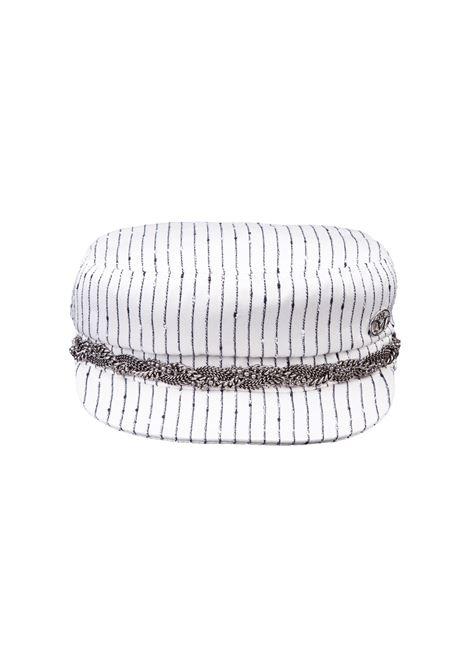 Cappello Maison Michel Maison Michel | 26 | 2213012001WHITENAVY