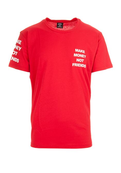 T-shirt Make Money Not Friends Make Money Not Friends | 8 | MU171043004