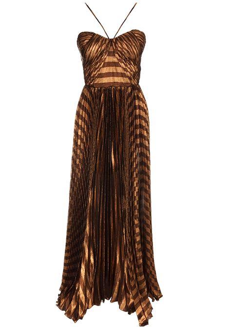 Maria Lucia Hohan dress Maria Lucia Hohan | 11 | GAIABROWNCOPPER