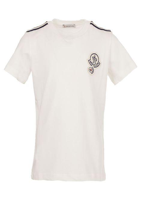 T-shirt Moncler Kids Moncler Kids | 8 | 801840583907034