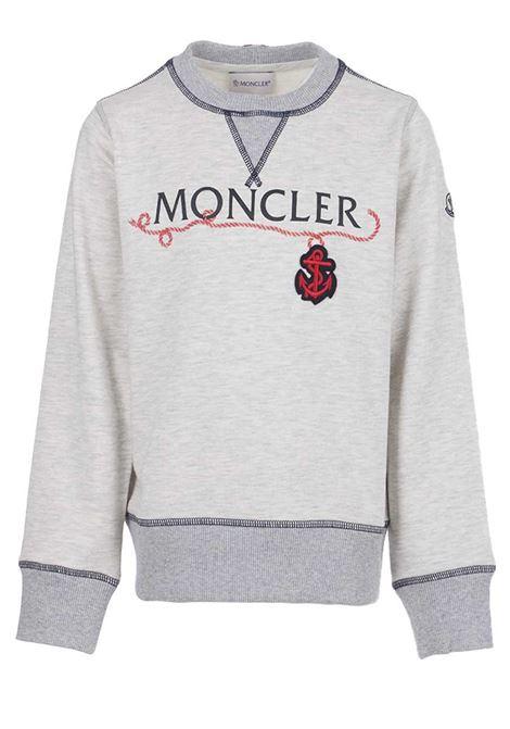 Felpa Moncler Kids Moncler Kids | -108764232 | 801855080417086