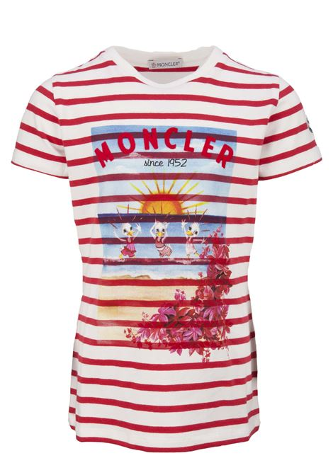 T-shirt Moncler kids Moncler Kids | 8 | 80663508790J496