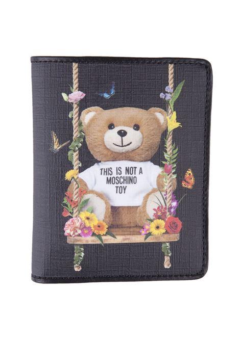 Moschino wallet Moschino | 63 | A816682102555