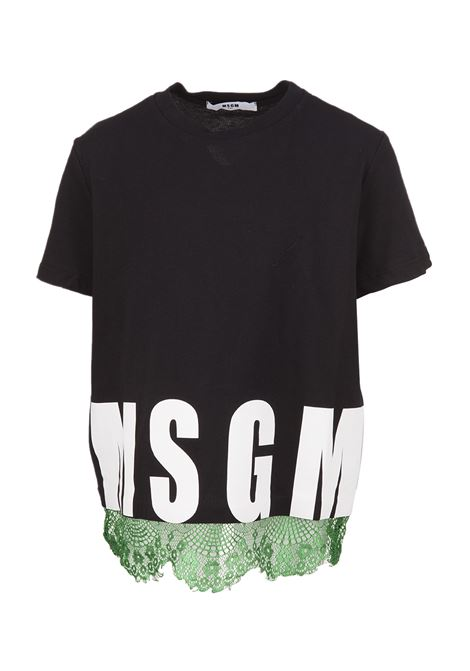 MSGM junior t-shirt MSGM Junior | 8 | 013145110