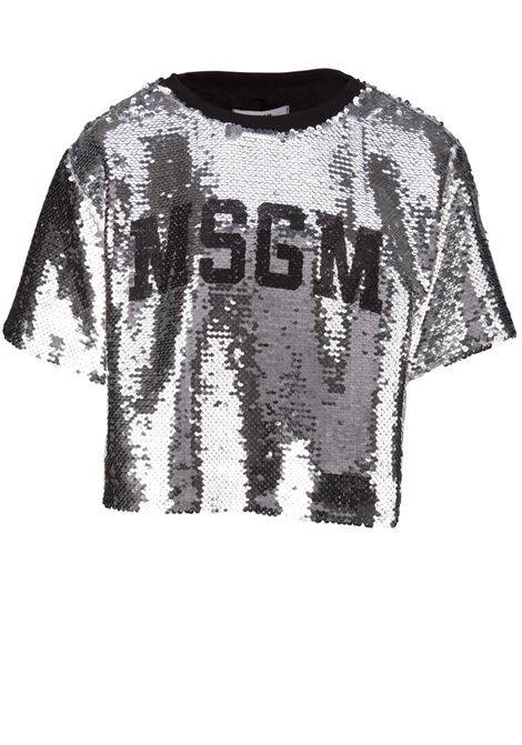T-shirt MSGM Junior MSGM Junior | 8 | 013908122