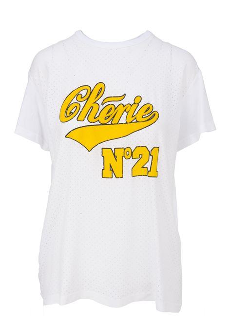 N°21 T-shirt N°21 | 8 | F01141571101