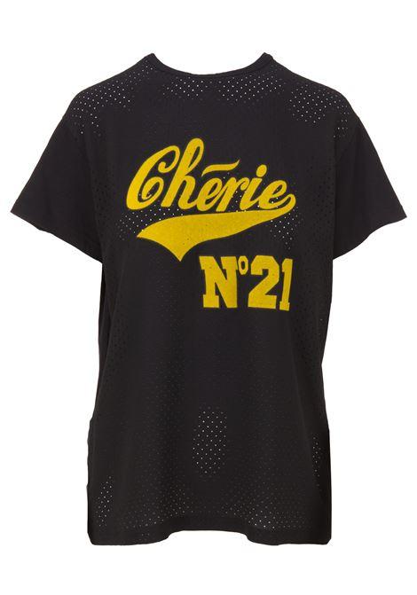 N°21 T-shirt N°21 | 8 | F01141579000