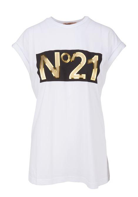 N°21 T-shirt N°21 | 8 | F02141571101