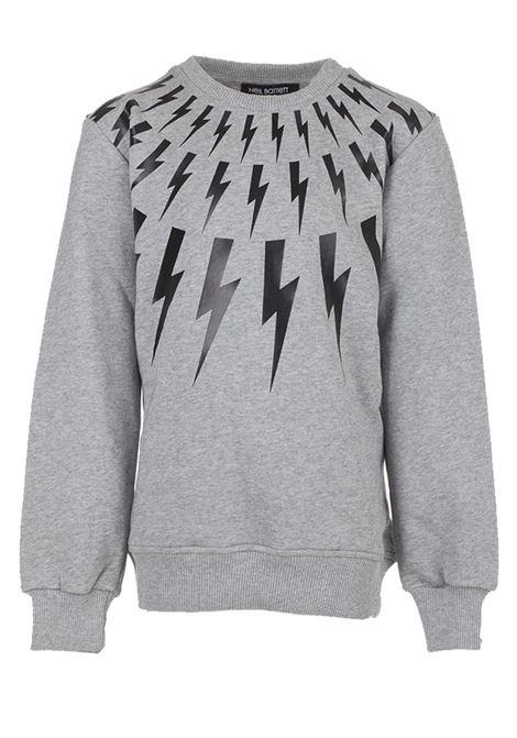 Neil Barett kids sweatshirt Neil Barrett kids | -108764232 | 013125101