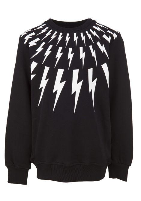 Neil Barret Kids sweatshirt Neil Barrett kids | -108764232 | 013125110