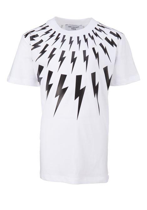Neil Barret Kids t-shirt Neil Barrett kids | 8 | 013127001