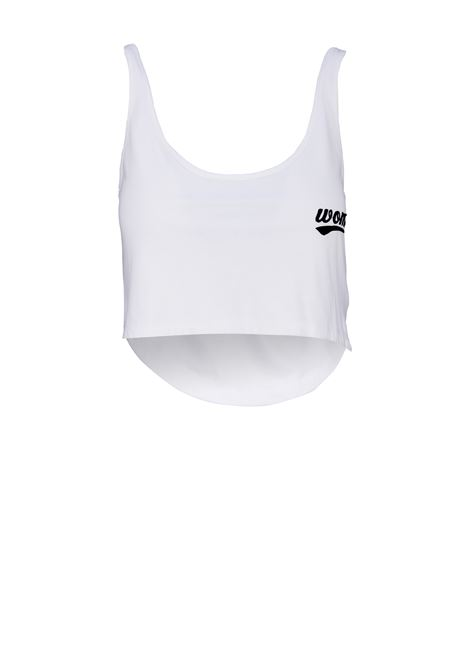 Off-White Tank top Off-White | -1740351587 | AC010R184040130110