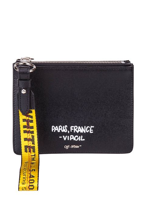 Off-White Clutch Off-White | 77132930 | NA048S184231701001
