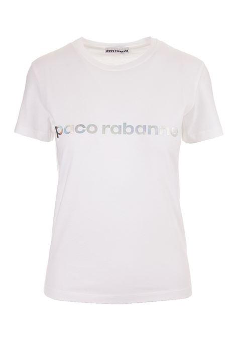 T-shirt Paco Rabanne Paco Rabanne | 8 | 18PJT0735C00002070