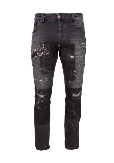 Philipp Plein jeans PHILIPP PLEIN | 24 | P18CMDT070402SD