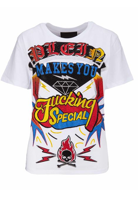 PHILIPP PLEIN T-shirt PHILIPP PLEIN | 8 | P18CWTK072001