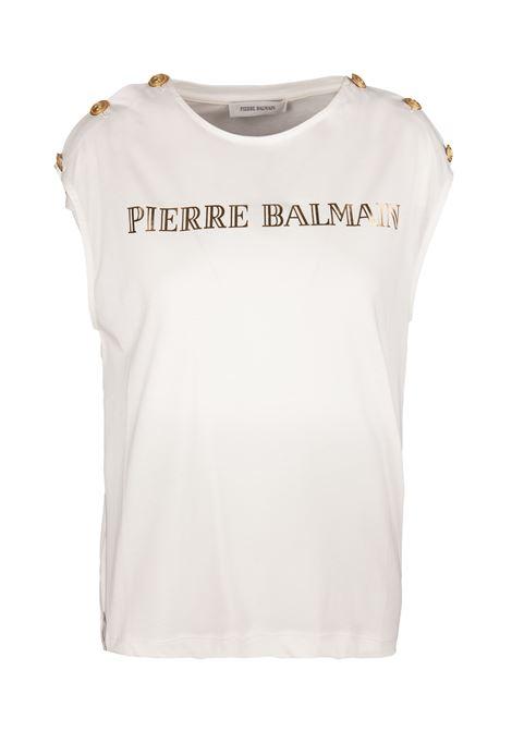 Pierre Balmain T-shirt Pierre Balmain | 8 | FP68220TA8285003