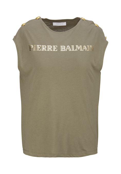 Pierre Balmain T-shirt Pierre Balmain | 8 | FP68220TA8285680