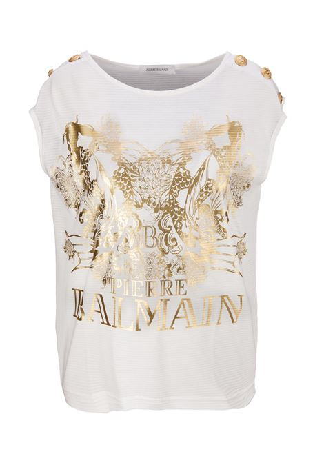 Pierre Balmain T-shirt Pierre Balmain | 8 | FP68223TA8286003