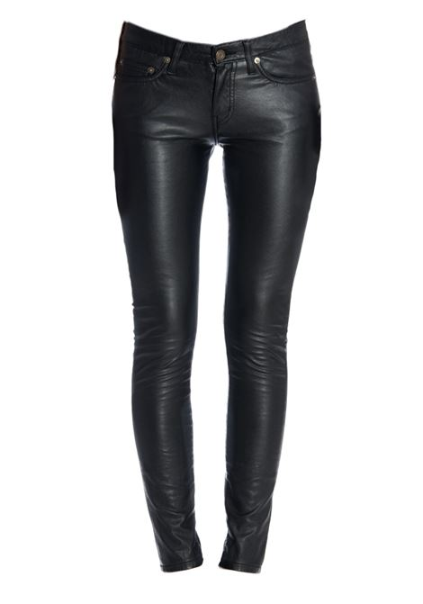 Saint Laurent trousers Saint Laurent | 1672492985 | 383139Y808L1078