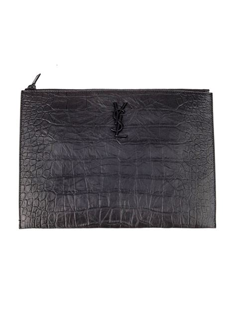 Porta I-Pad Saint Laurent Saint Laurent | 77132862 | 453249C9H0U1000