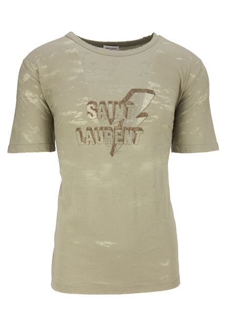 T-shirt Saint Laurent Saint Laurent | 8 | 520551YB2PJ2072