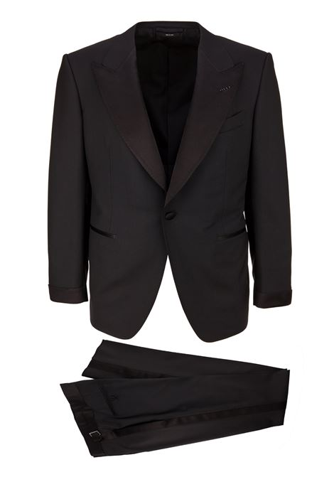 Tom Ford Suit Tom Ford | 11 | 317R1021SZ4Q7R