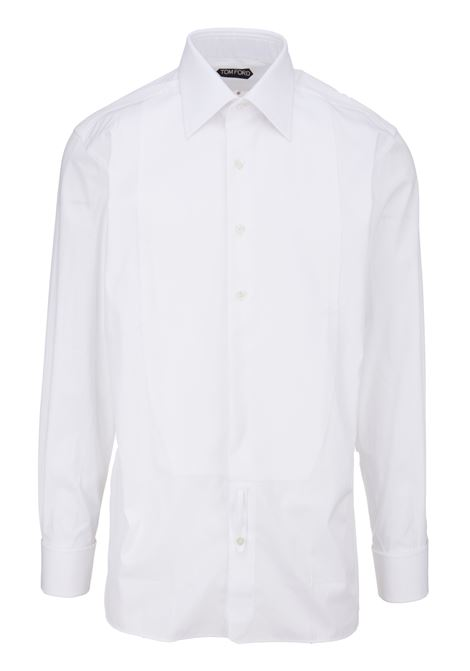 Tom Ford Shirt Tom Ford | -1043906350 | 3FT00094C7JEG