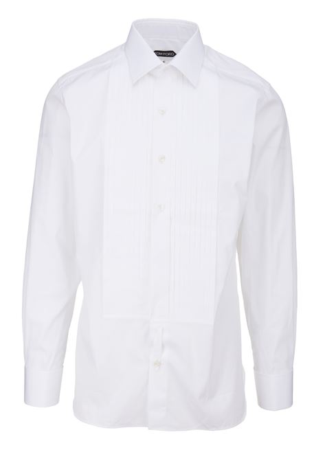 Tom Ford Shirt Tom Ford | -1043906350 | 3FT00094SIEGG