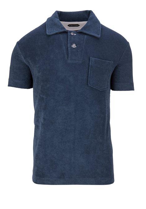 Tom Ford polo shirt Tom Ford | 2 | BP385TFJ887B07