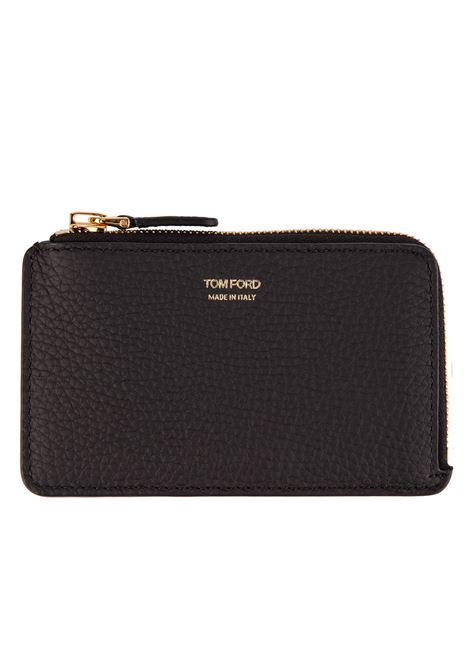 Tom Ford cardholder Tom Ford | 633217857 | Y0238TC95BLK