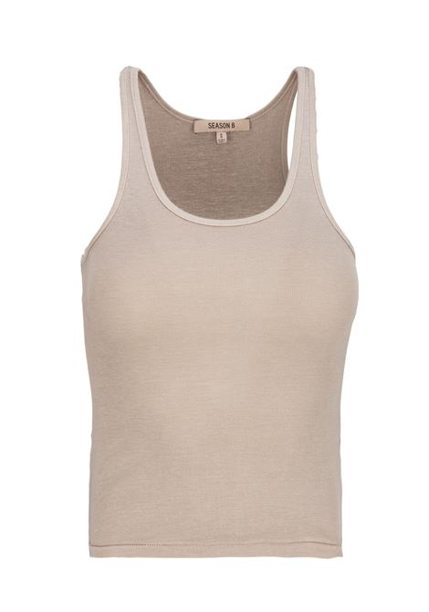 Yeezy Season 6 tank top YEEZY Season 6 | -1740351587 | YZ6W1003GHOST