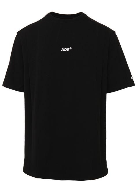 Ader Error t-shirt Ader Error | 8 | ASSTO02BKSC1