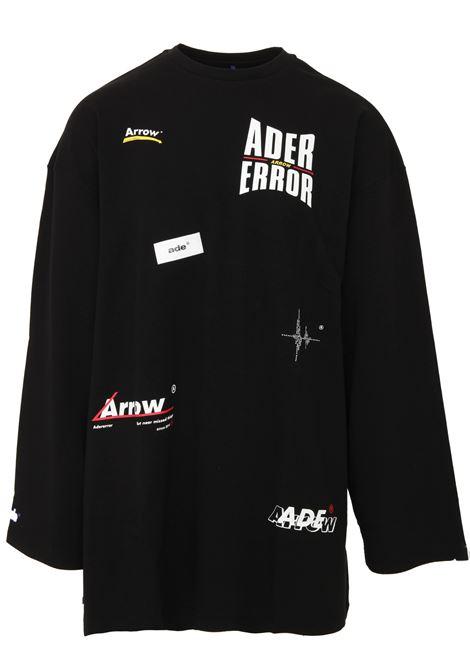 Ader Error t-shirt Ader Error | 8 | ASSTO06BKSC1