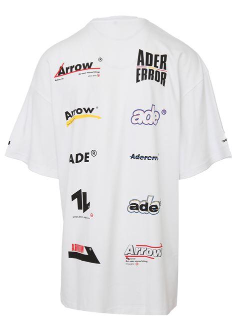 Ader Error t-shirt Ader Error | 8 | ASSTO08WHSC2