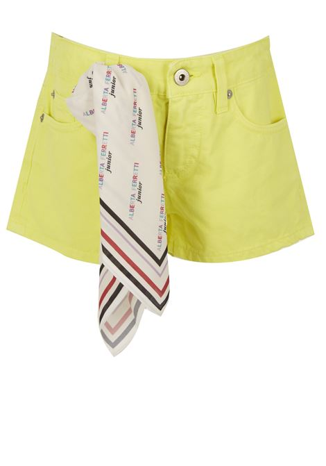 Alberta Ferretti Junior shorts Alberta Ferretti Junior | 30 | 019296020
