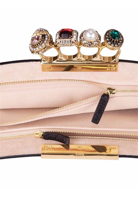 Alexander McQueen clutch