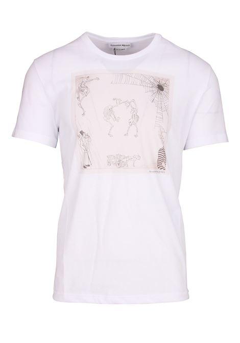 T-shirt Alexander McQueen Alexander McQueen | 8 | 550472QMZ690900