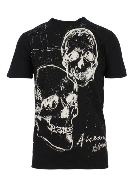 T-shirt Alexander McQueen Alexander McQueen | 8 | 557809QMZ910901