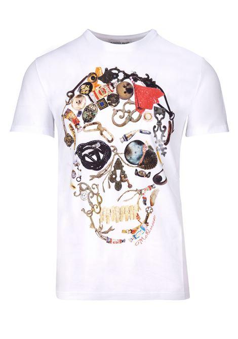 T-shirt Alexander McQueen Alexander McQueen | 8 | 557813QMZ940900