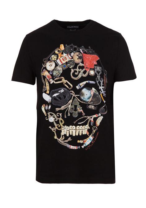 Alexander Mcqueen t-shirt Alexander McQueen | 8 | 557813QMZ940901
