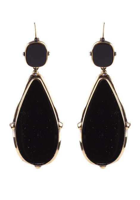 Alexander McQueen earrings Alexander McQueen | 48 | 559457I11DT1000