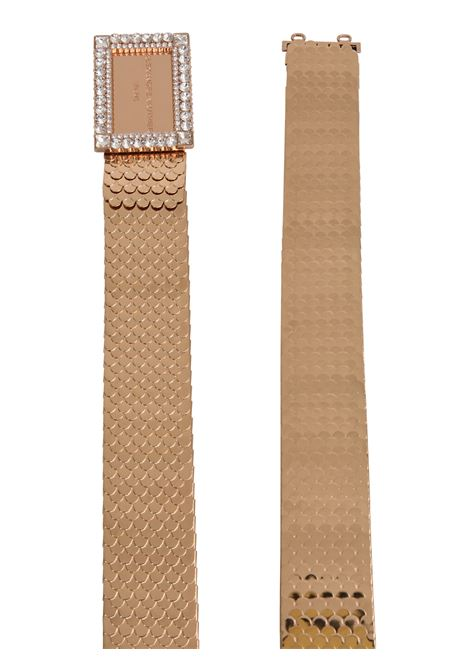 Alexandre Vauthier Belt Alexandre Vauthier | 1218053011 | 192BELT1051GOLD