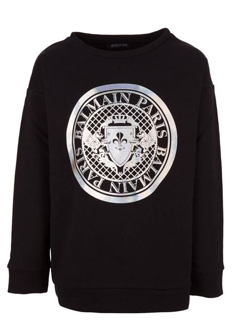 Balmain Paris Kids sweatshirt BALMAIN PARIS KIDS | -108764232 | 6K4000KC170930