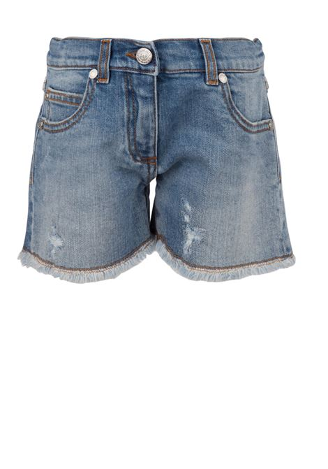Balmain paris kids shorts BALMAIN PARIS KIDS | 30 | 6K6119KD350620