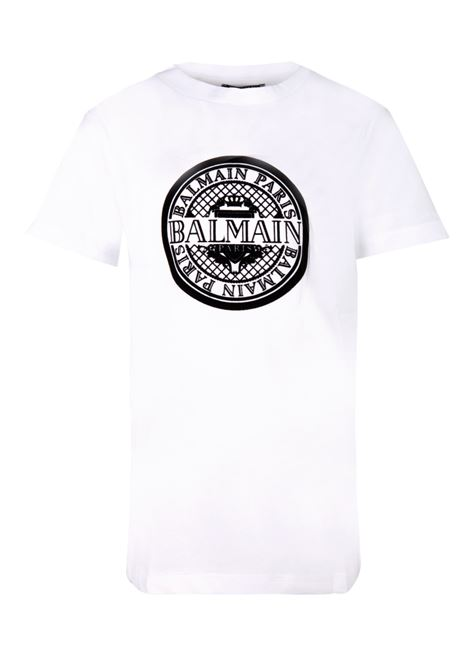 T-shirt Balmain Paris BALMAIN PARIS KIDS | 8 | 6K8521KX080100NE