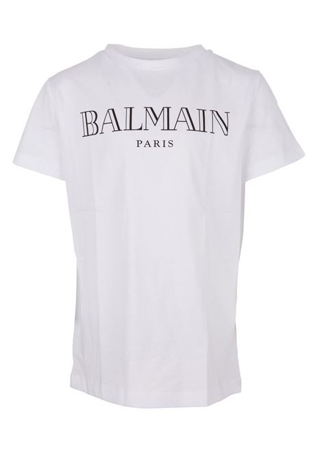 T-shirt Balmain Paris Kids BALMAIN PARIS KIDS | 8 | 6K8611KX080100NE