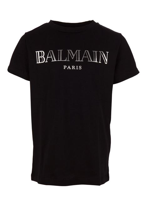 Balmain Paris Kids t-shirt BALMAIN PARIS KIDS | 8 | 6K8611KX080930AG